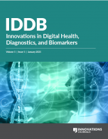 IDDB journal cover issue 1