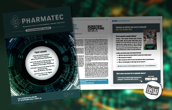PharmaTec Pre Event Newsletter